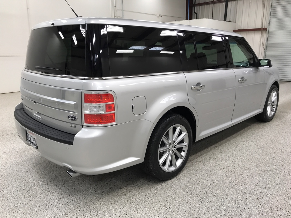 Used 2019 Ford Flex Limited Sport Utility 4D for sale at ...