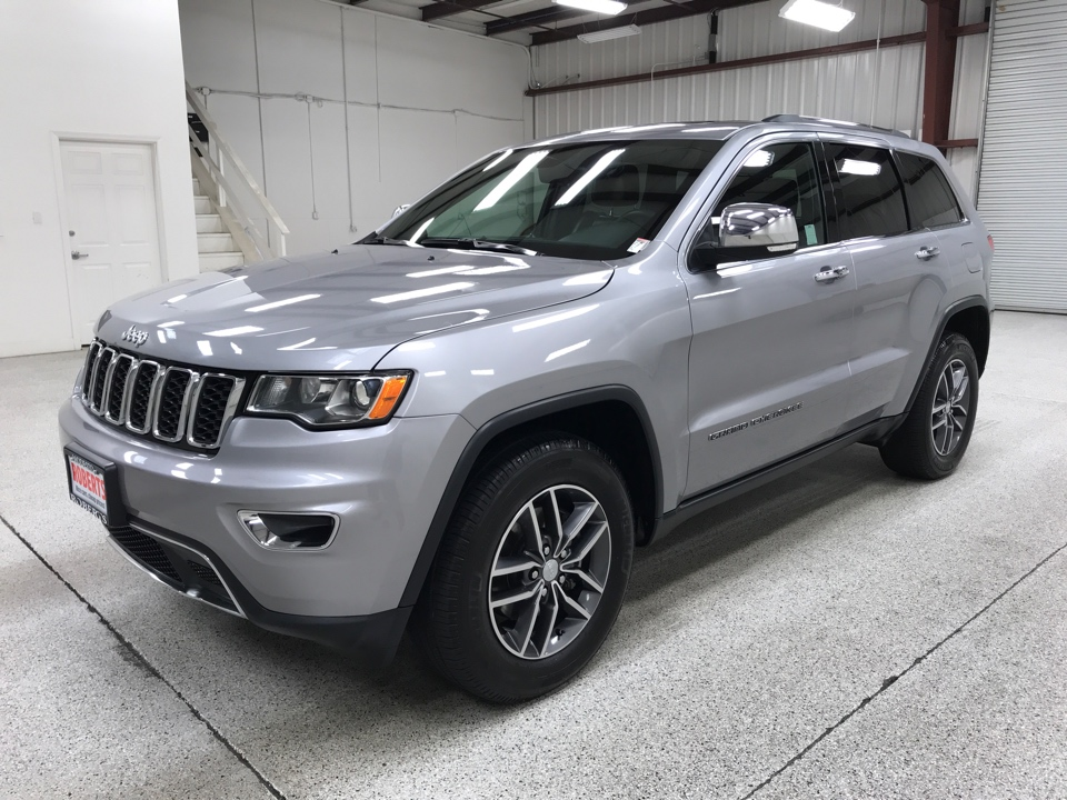 Roberts Auto Sales 2017 Jeep Grand Cherokee