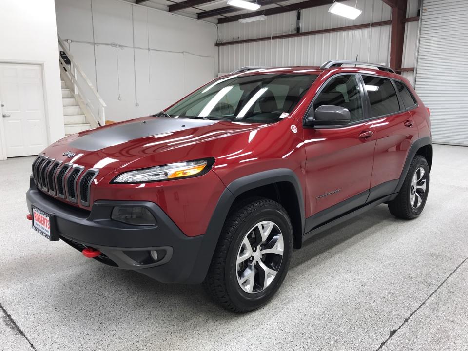 Roberts Auto Sales 2017 Jeep Cherokee