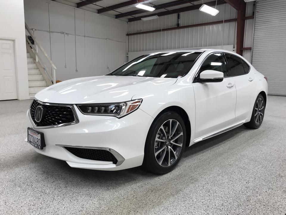 Roberts Auto Sales 2018 Acura TLX