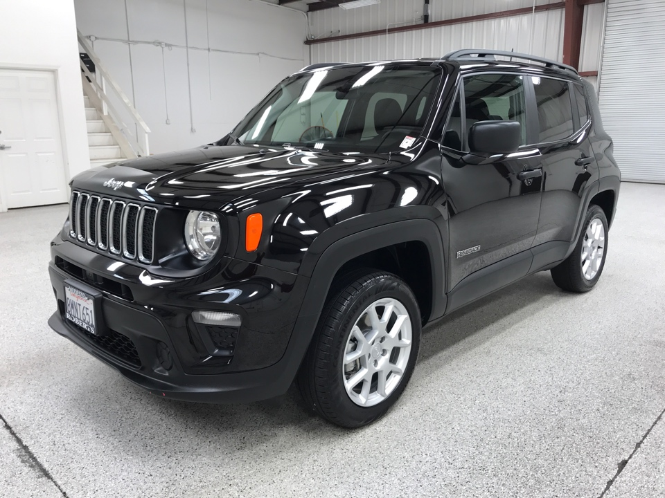 Roberts Auto Sales 2019 Jeep Renegade