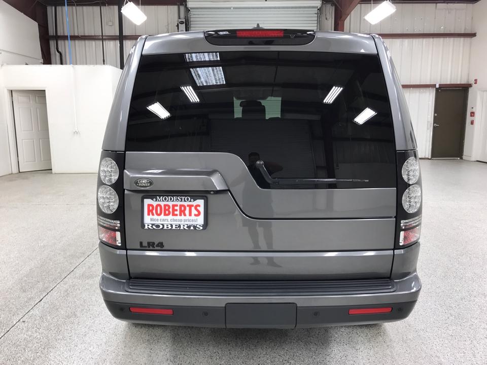 Roberts Auto Sales 2016 Land Rover LR4