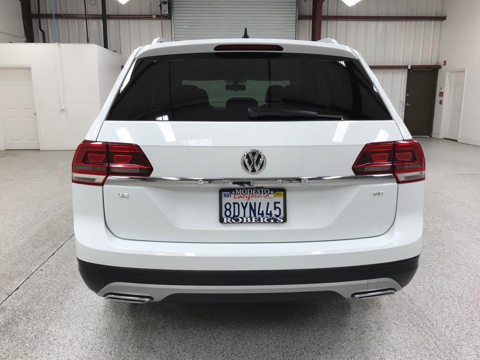 Roberts Auto Sales 2018 Volkswagen Atlas