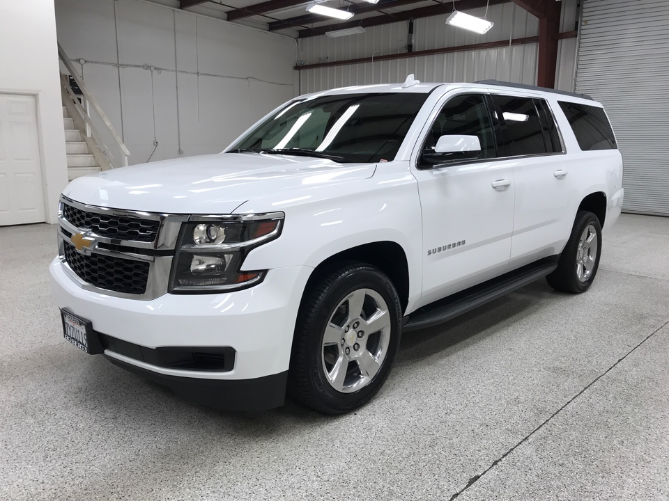 Roberts Auto Sales 2017 Chevrolet Suburban