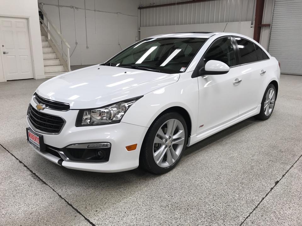 Roberts Auto Sales 2015 Chevrolet Cruze