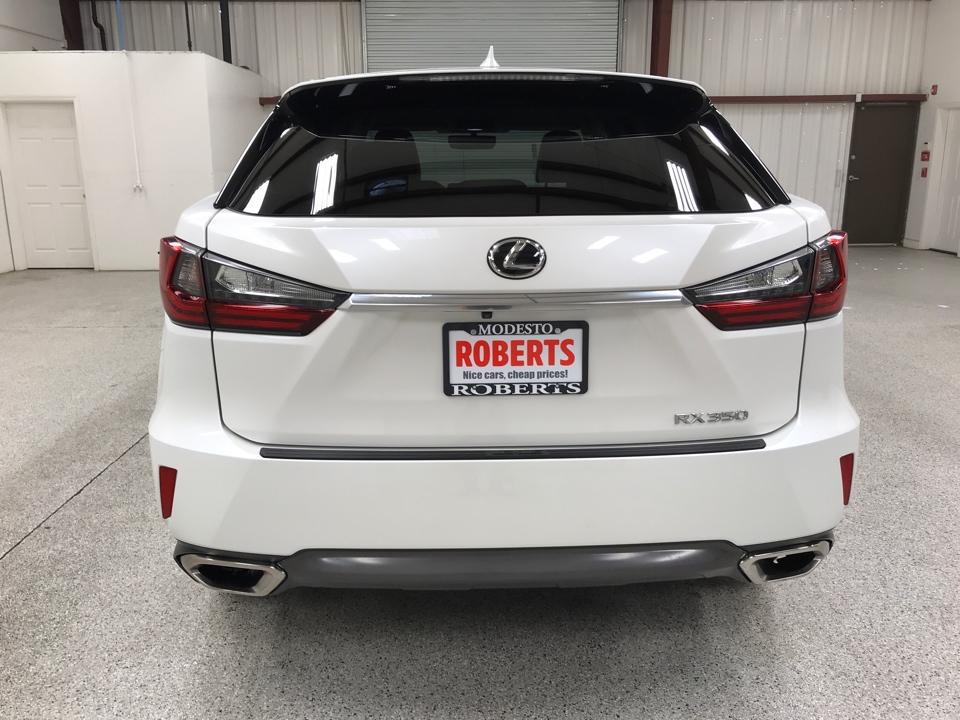 Roberts Auto Sales 2016 Lexus RX