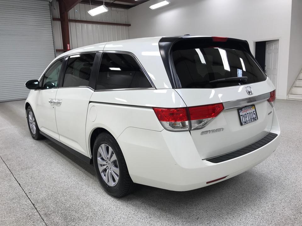 Roberts Auto Sales 2017 Honda Odyssey