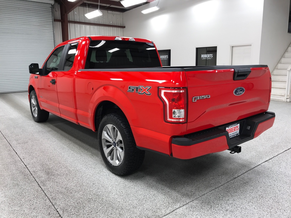 Roberts Auto Sales 2017 Ford F150 Super Cab