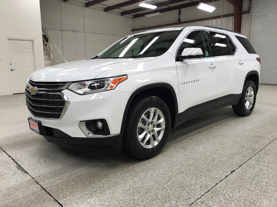 Roberts Auto Sales 2020 Chevrolet Traverse