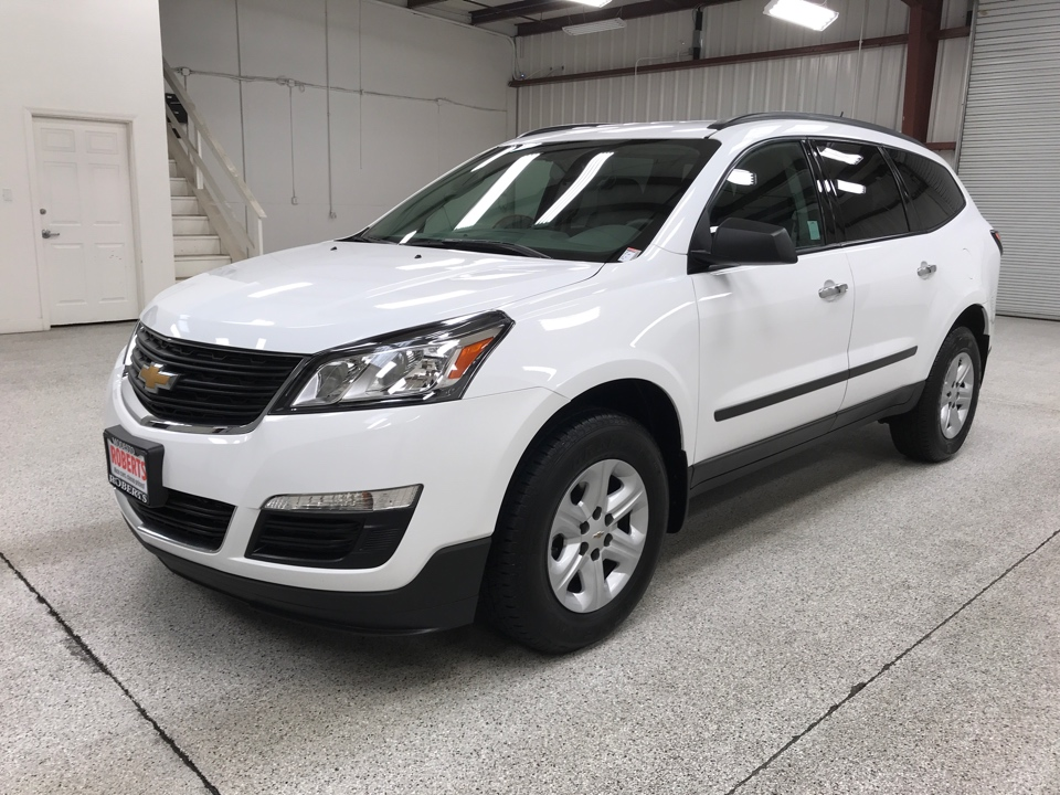 Roberts Auto Sales 2017 Chevrolet Traverse