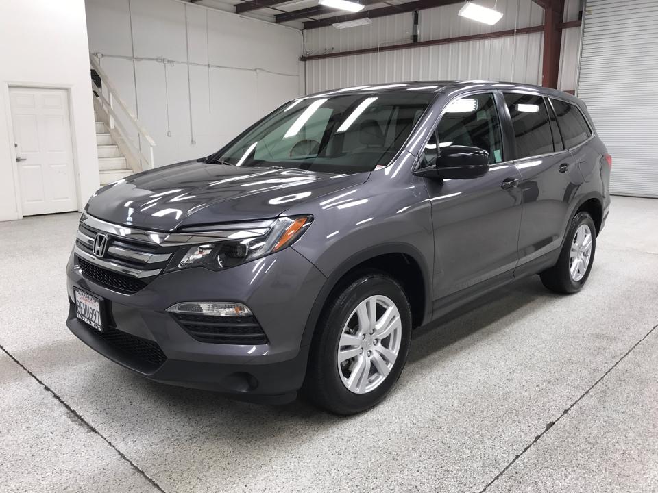 Roberts Auto Sales 2018 Honda Pilot
