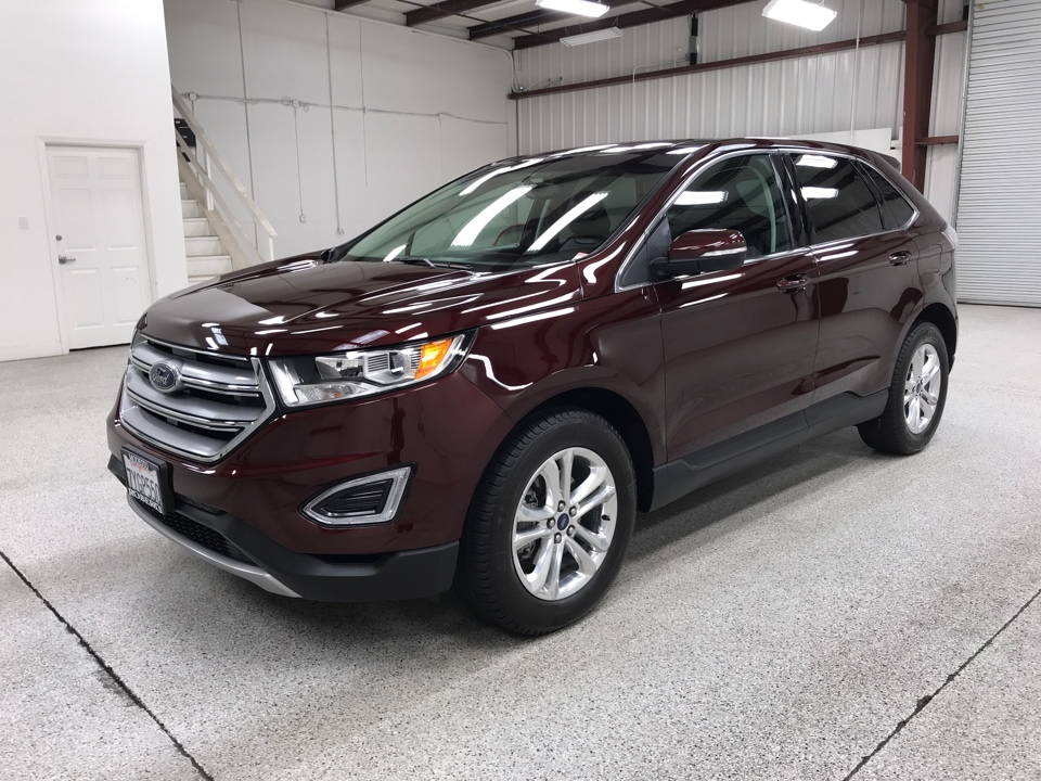 Roberts Auto Sales 2017 Ford Edge