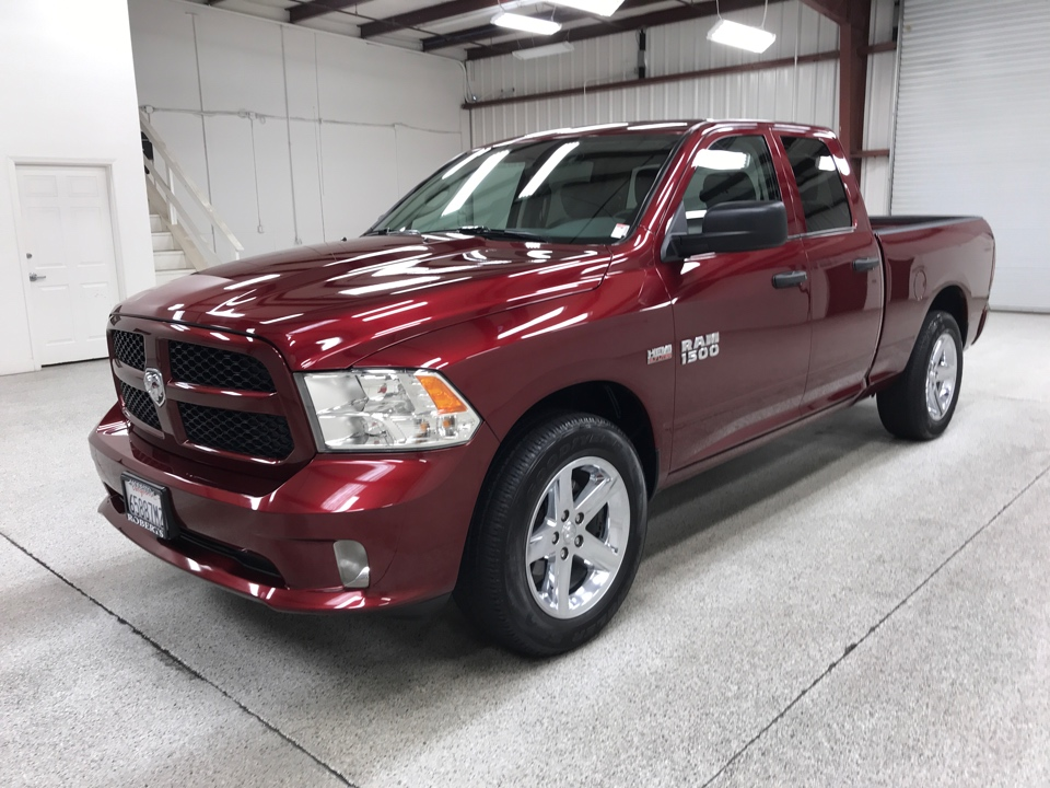 Roberts Auto Sales 2018 Ram 1500