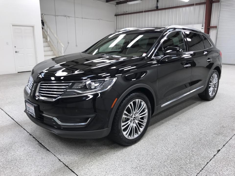 Roberts Auto Sales 2017 Lincoln MKX