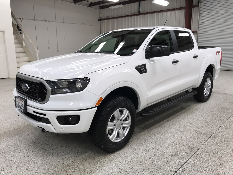 Roberts Auto Sales 2019 Ford Ranger SuperCrew