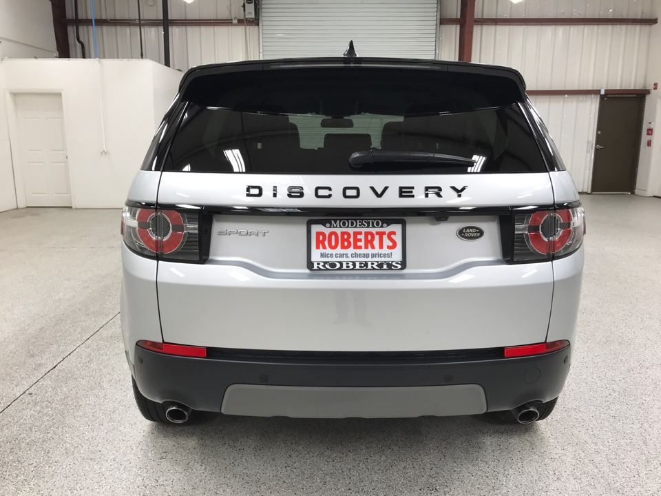 Roberts Auto Sales 2017 Land Rover Discovery Sport