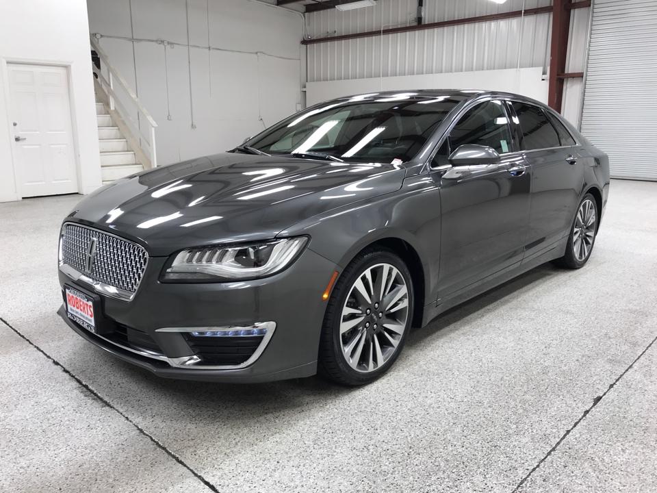 Roberts Auto Sales 2017 Lincoln MKZ