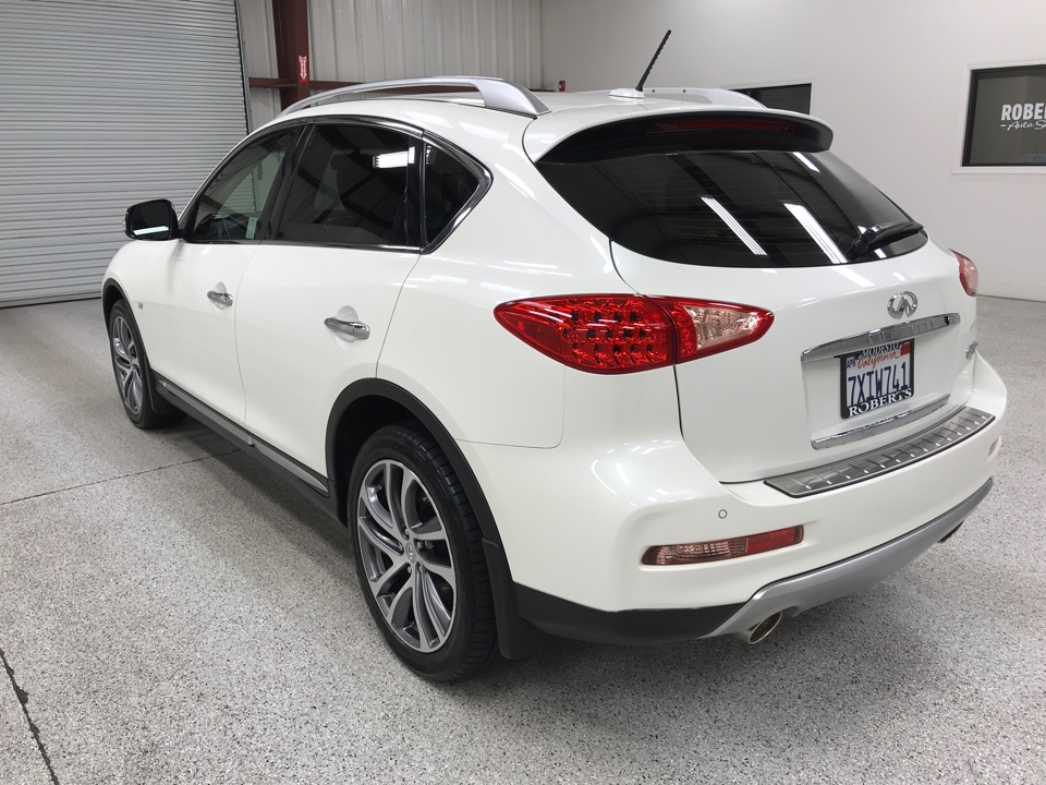 Roberts Auto Sales 2017 Infiniti QX50