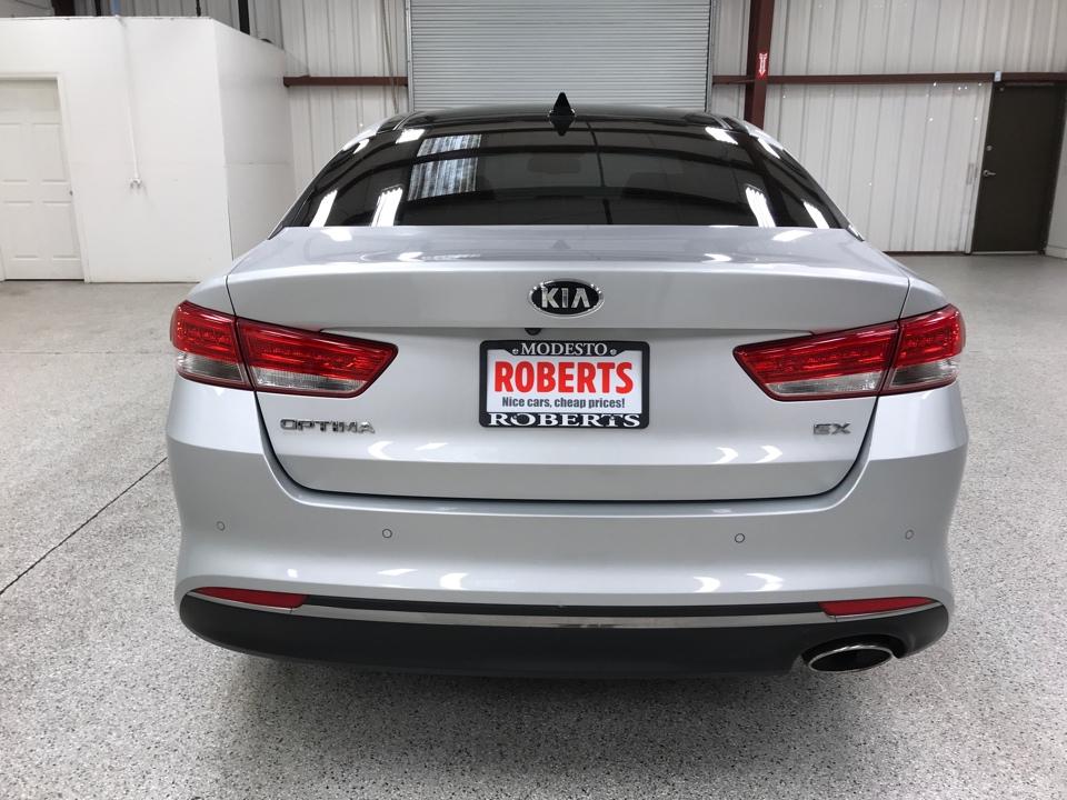 Roberts Auto Sales 2017 Kia Optima