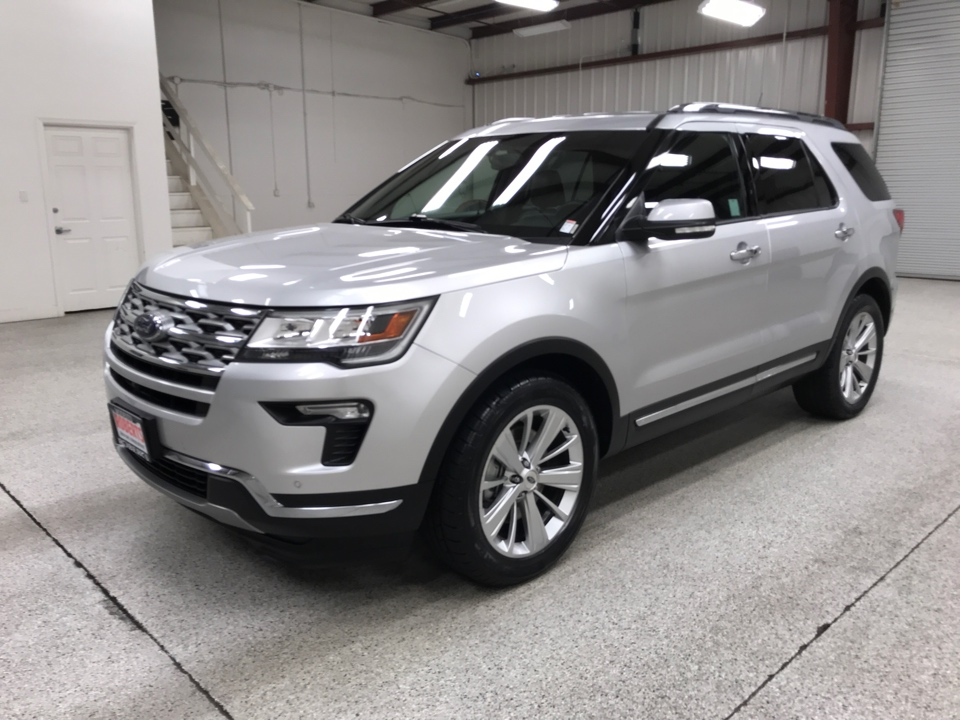 Roberts Auto Sales 2019 Ford Explorer