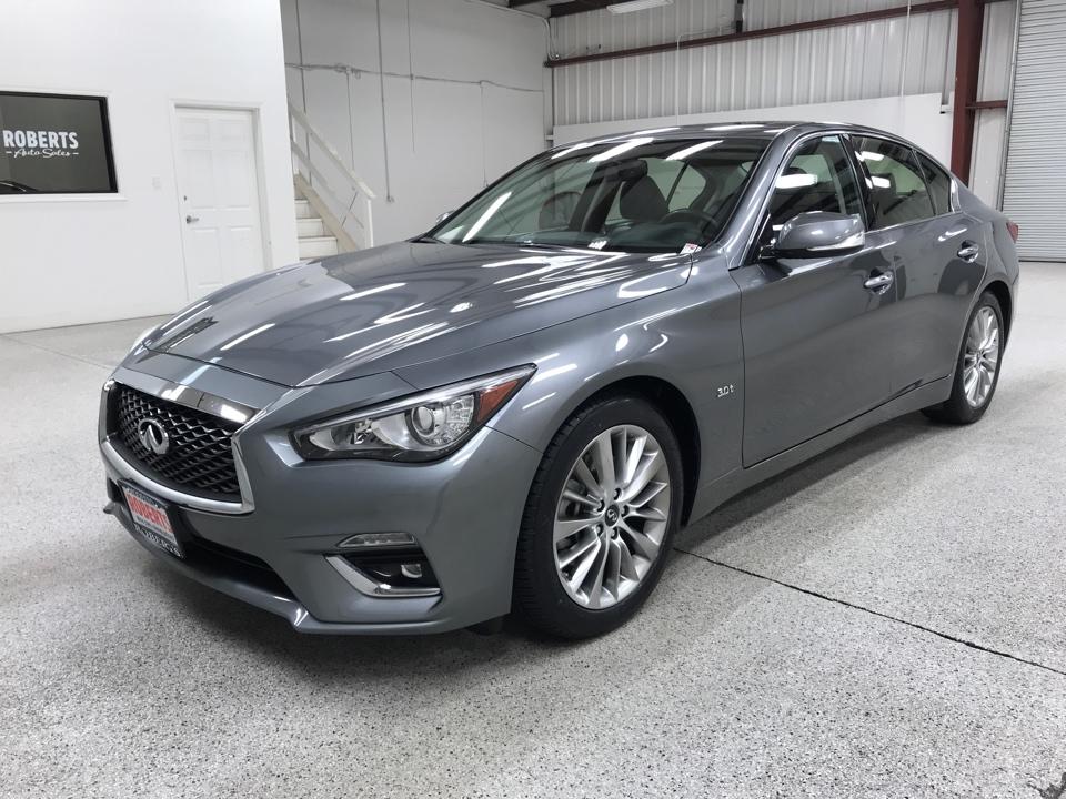 Roberts Auto Sales 2019 Infiniti Q50