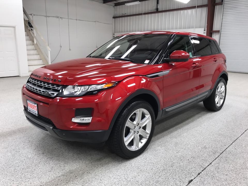 Roberts Auto Sales 2015 Land Rover Range Rover Evoque