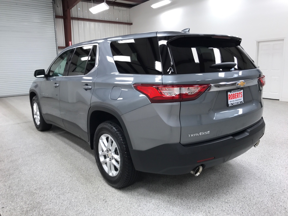 Roberts Auto Sales 2018 Chevrolet Traverse