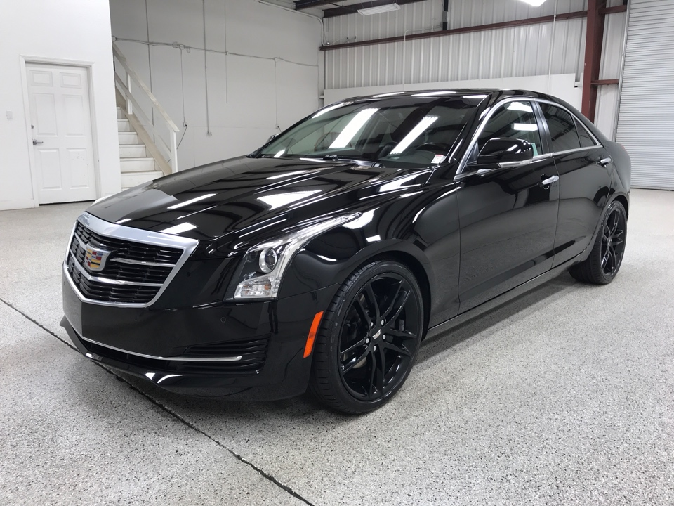 Roberts Auto Sales 2017 Cadillac ATS