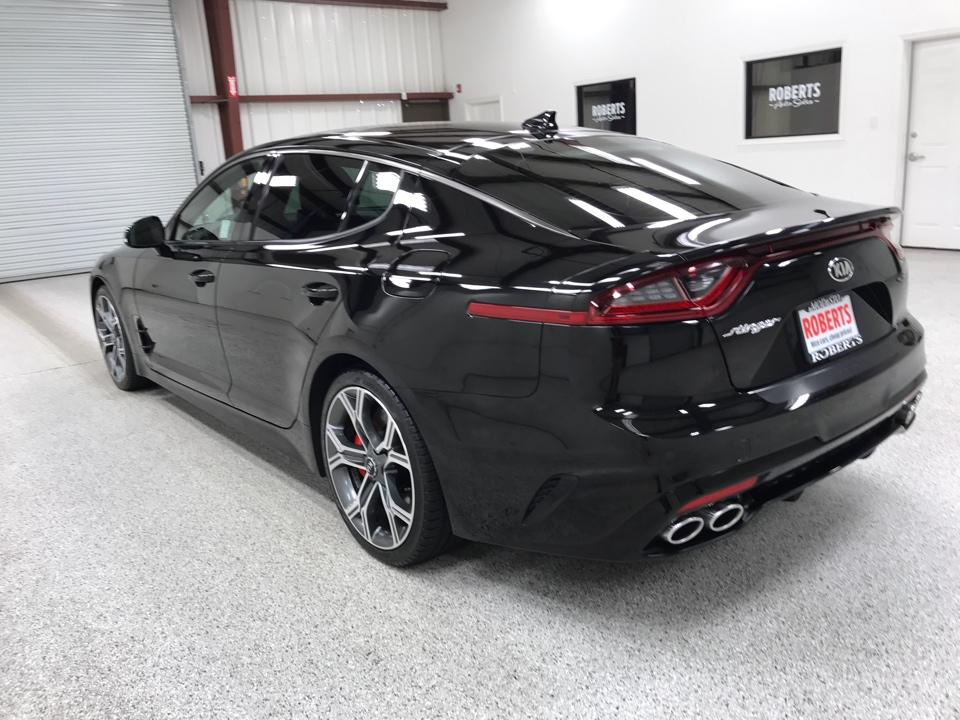 Roberts Auto Sales 2018 Kia Stinger