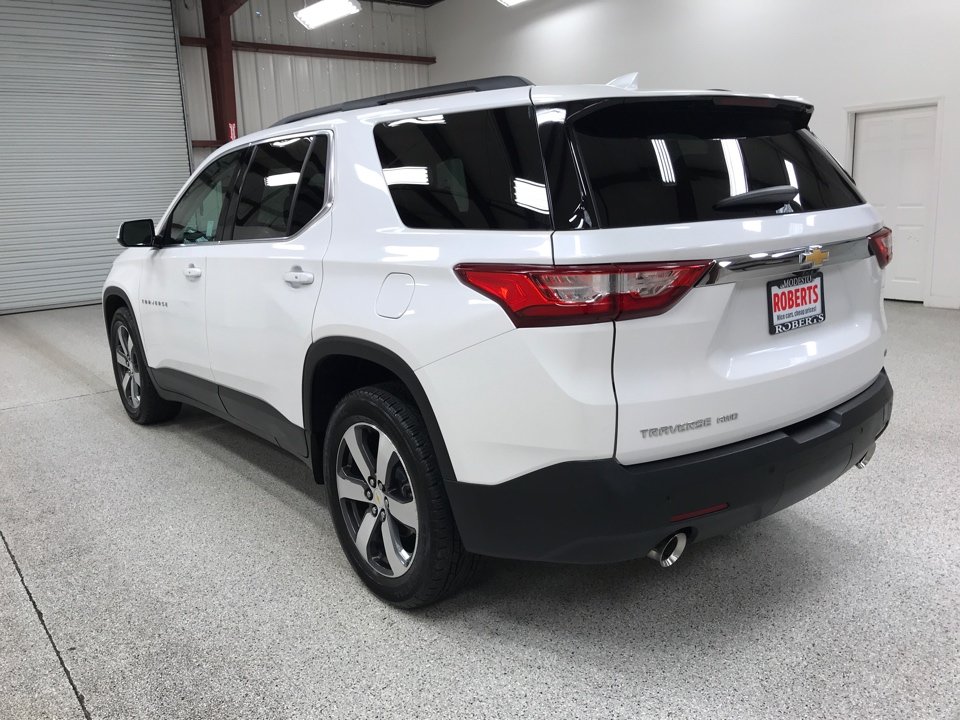 Roberts Auto Sales 2019 Chevrolet Traverse