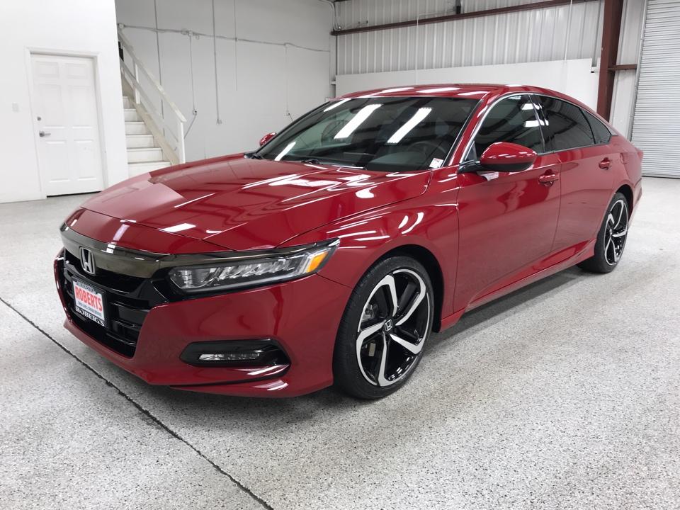 Roberts Auto Sales 2020 Honda Accord