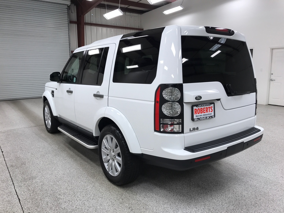 Roberts Auto Sales 2016 Land Rover LR4