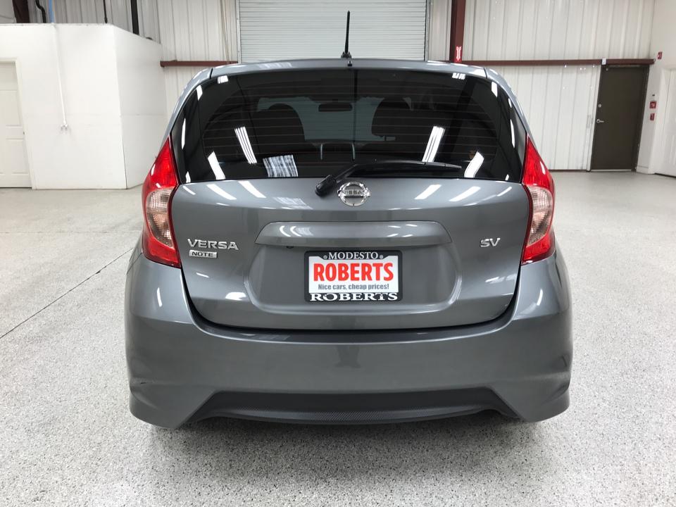 Roberts Auto Sales 2019 Nissan Versa Note