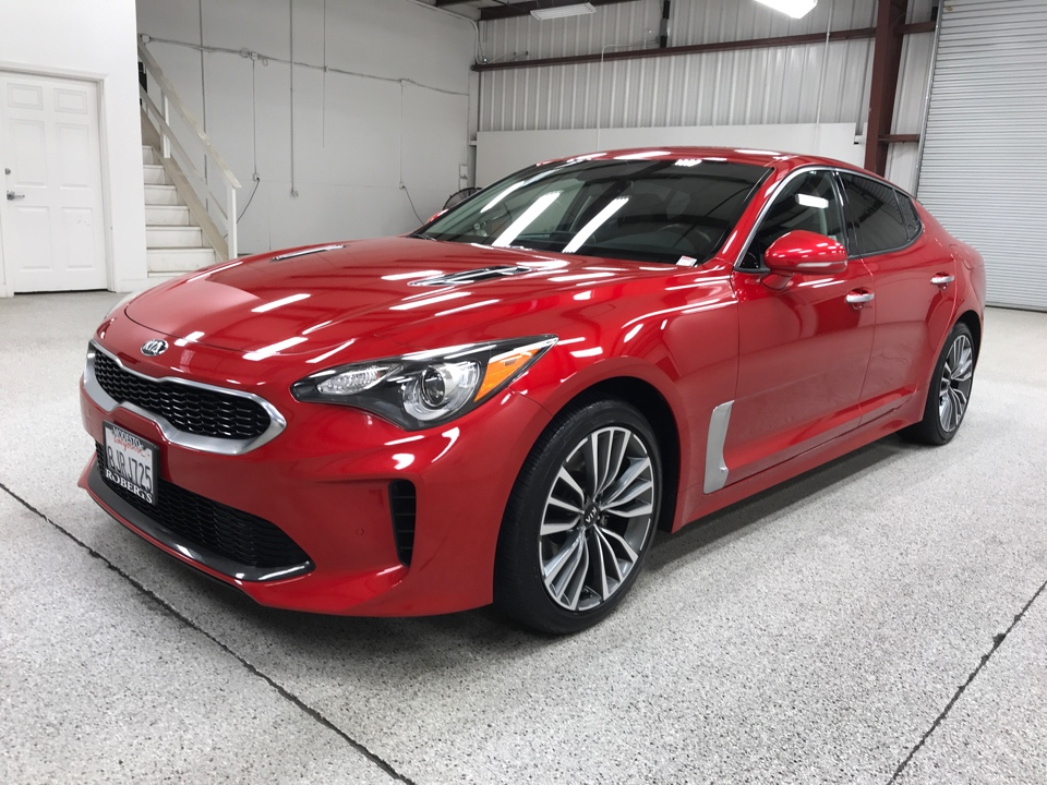 Roberts Auto Sales 2019 Kia Stinger