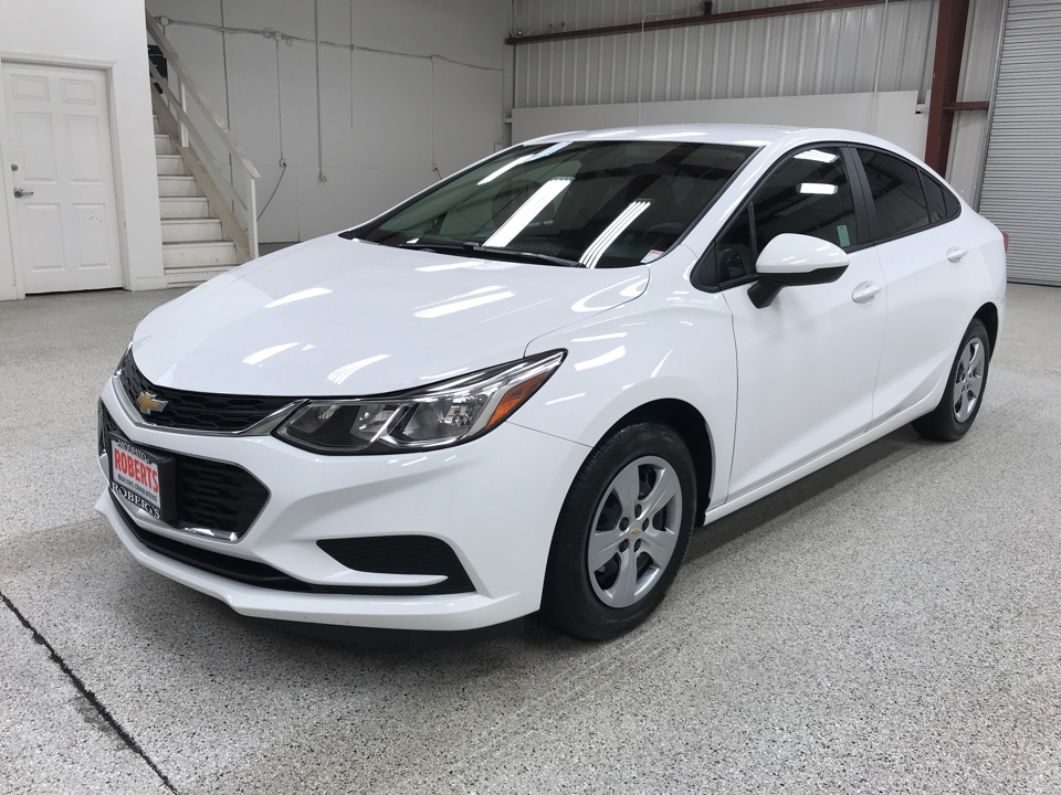 Roberts Auto Sales 2018 Chevrolet Cruze