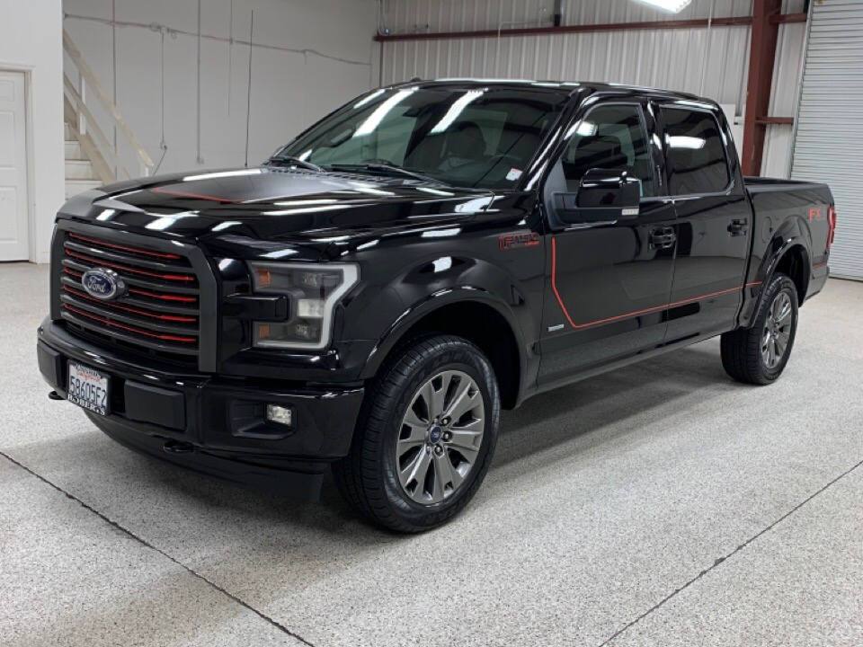 2017 Ford F150 - Roberts