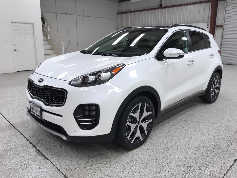 Roberts Auto Sales 2018 Kia Sportage