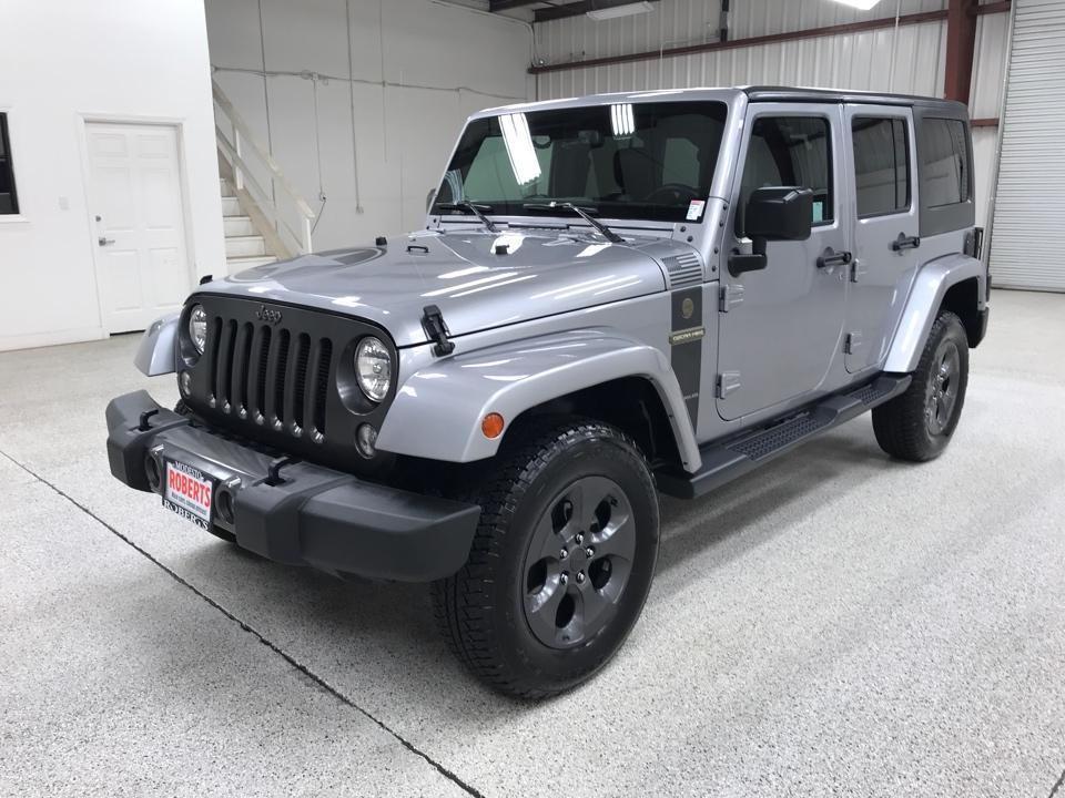 Roberts Auto Sales 2017 Jeep Wrangler