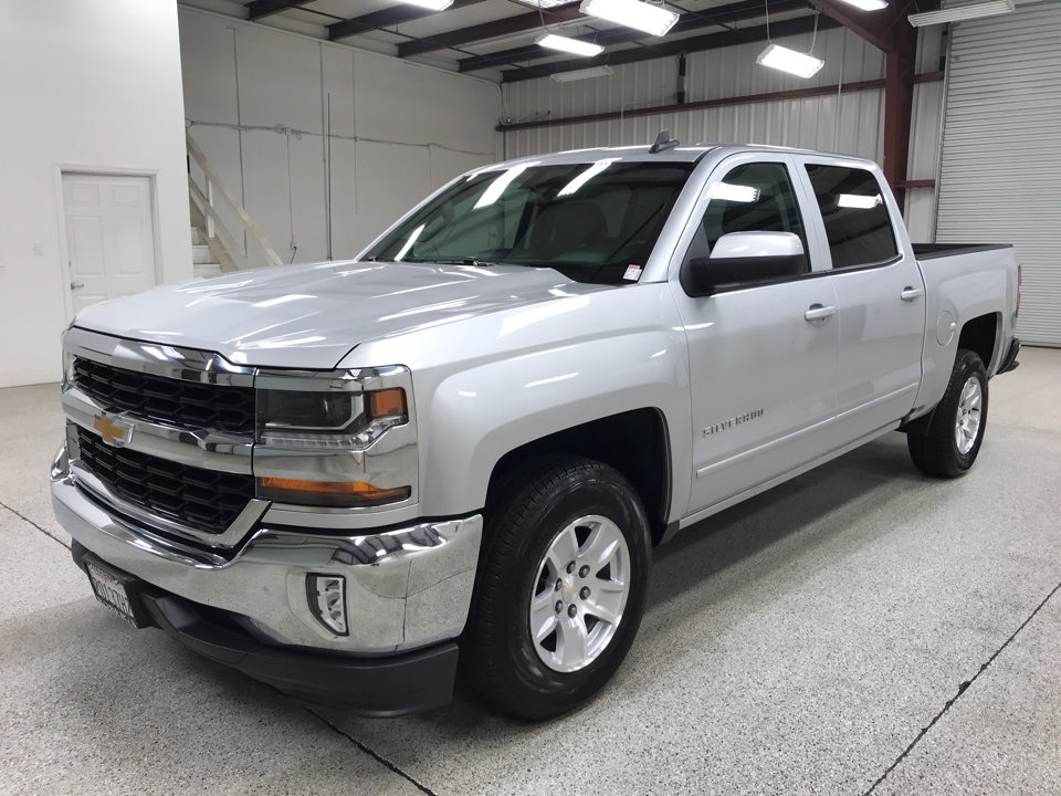Roberts Auto Sales 2017 Chevrolet Silverado 1500