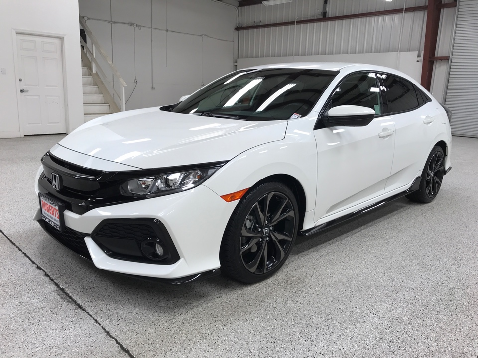 2019 Honda Civic - Roberts