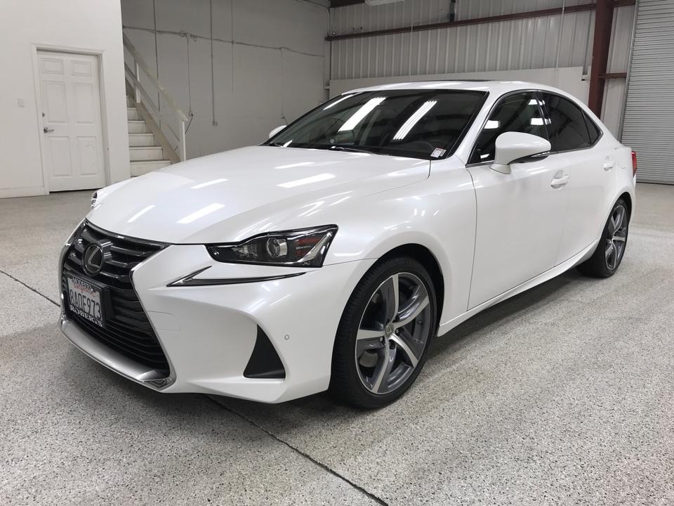 Roberts Auto Sales 2017 Lexus IS