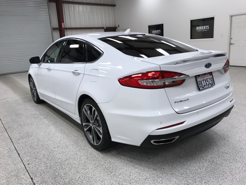 Roberts Auto Sales 2019 Ford Fusion