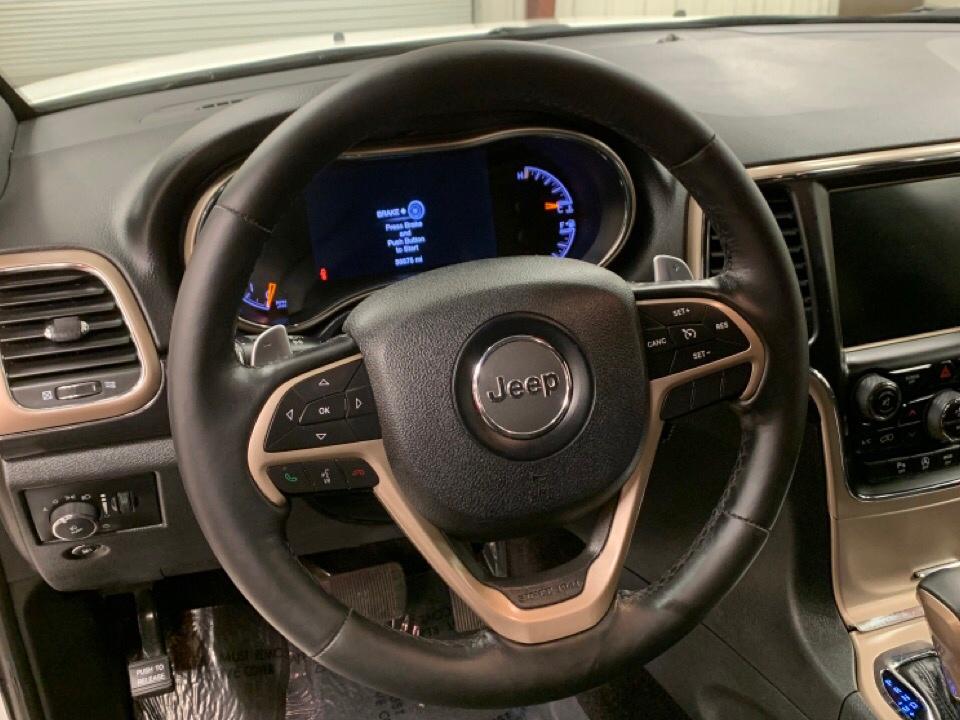 2016 Jeep Grand Cherokee - Roberts