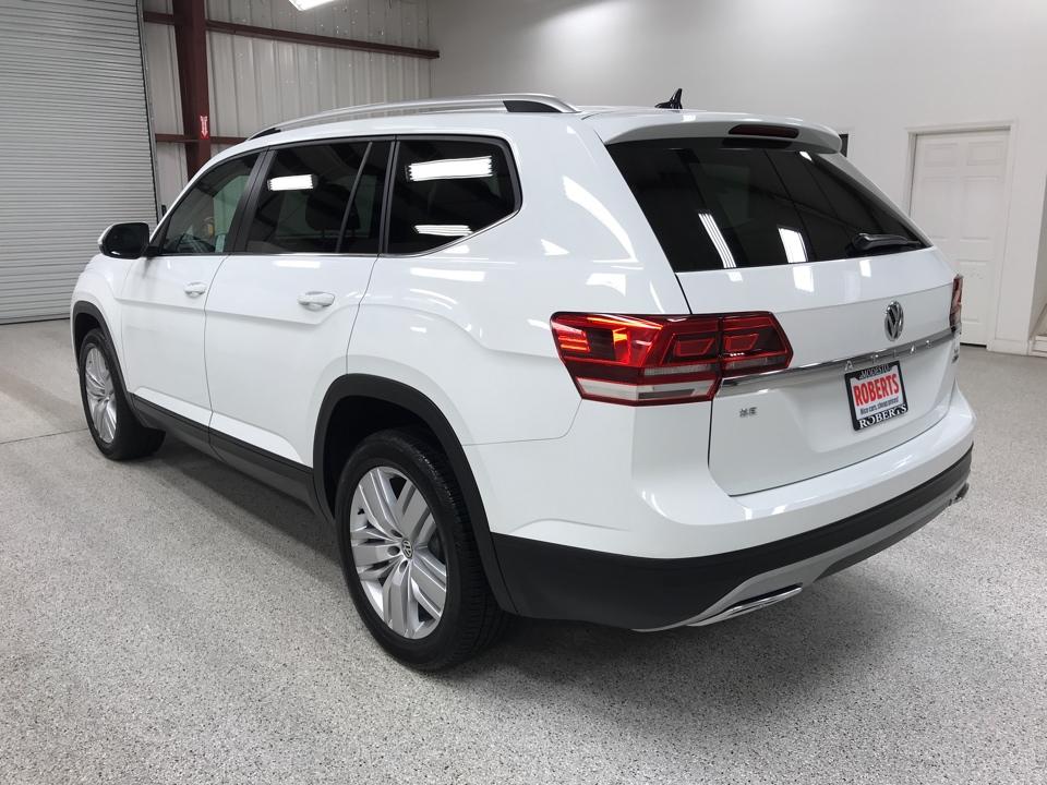 Roberts Auto Sales 2019 Volkswagen Atlas