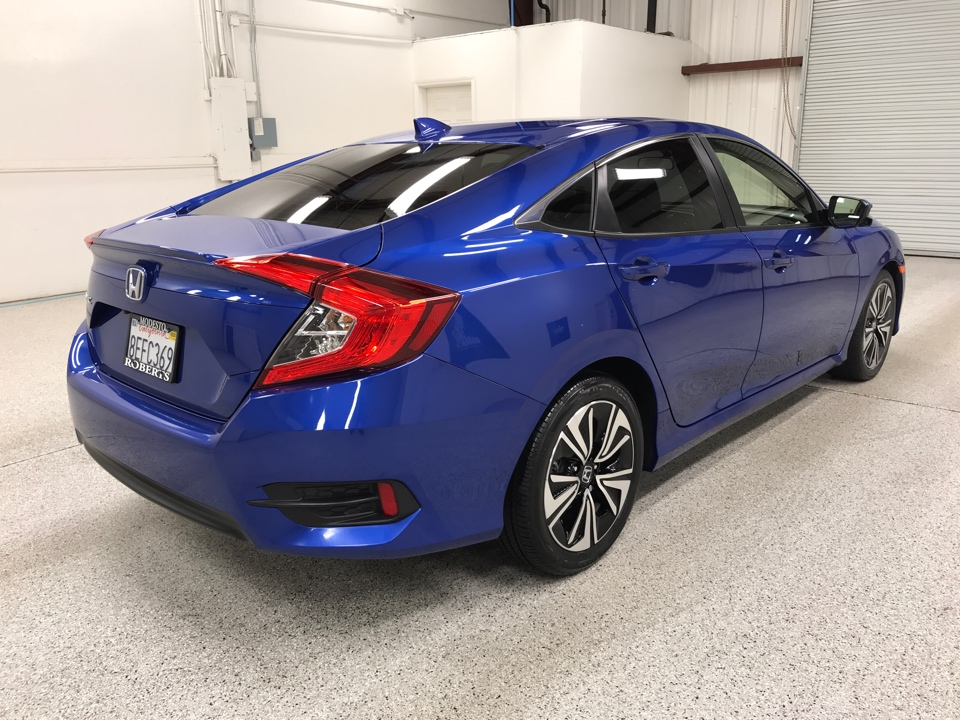2018 Honda Civic - Roberts
