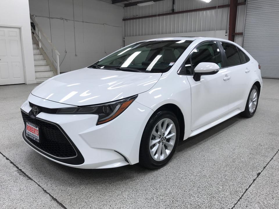 Roberts Auto Sales 2020 Toyota Corolla