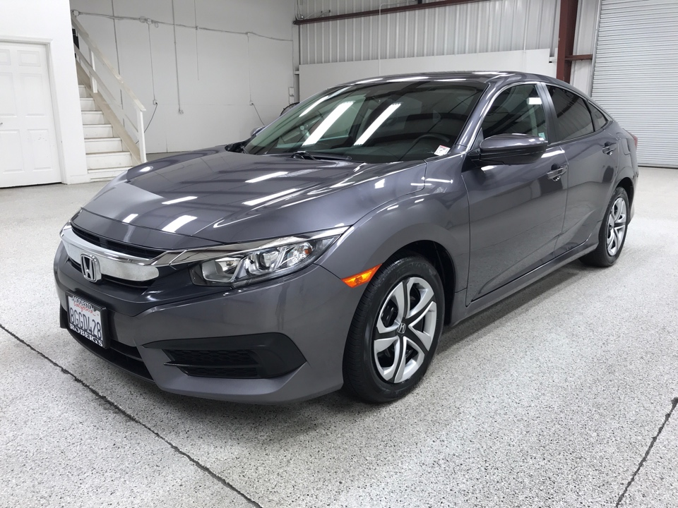 Roberts Auto Sales 2018 Honda Civic