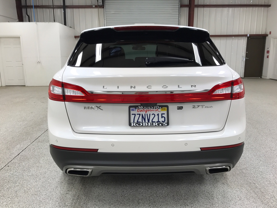 Roberts Auto Sales 2017 Lincoln MKX