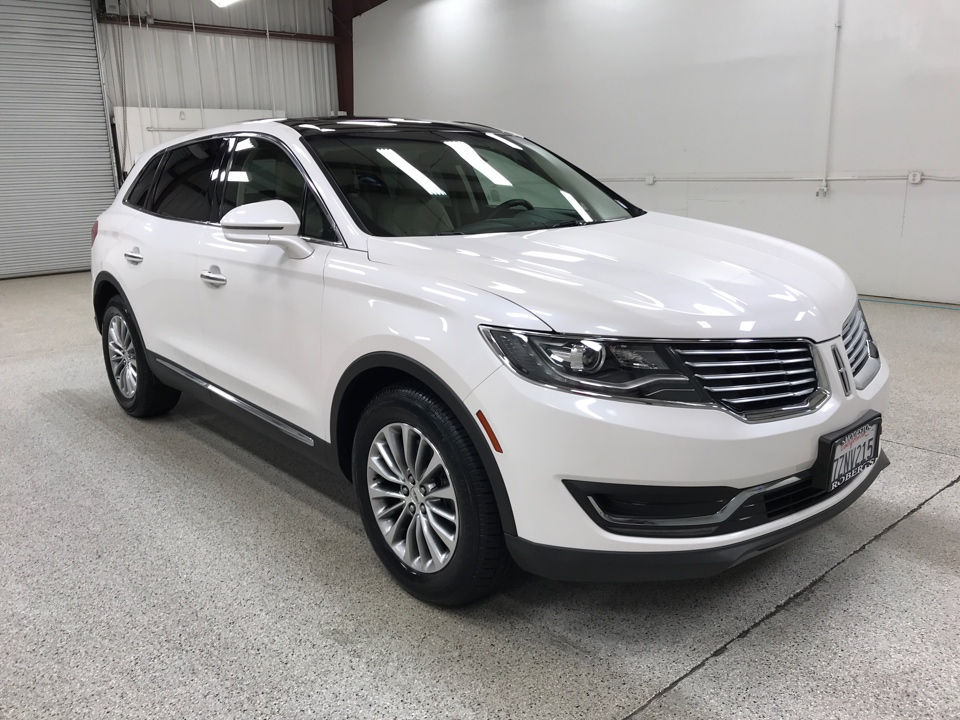 2017 Lincoln MKX - Roberts