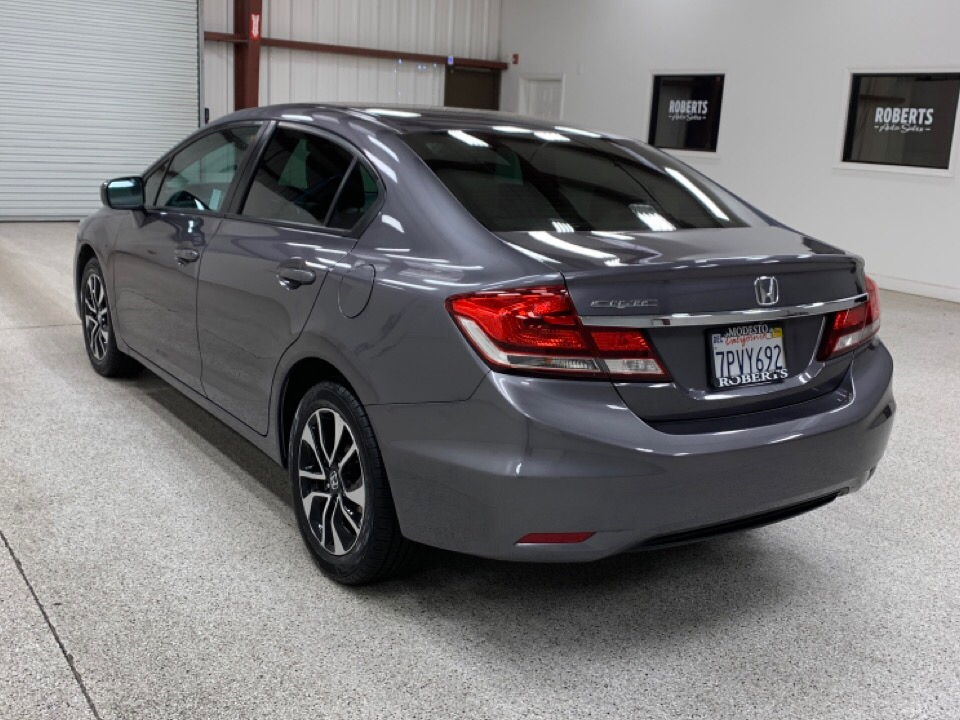 Roberts Auto Sales 2015 Honda Civic
